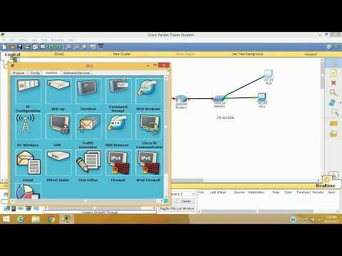Basic Cisco Router Configuration