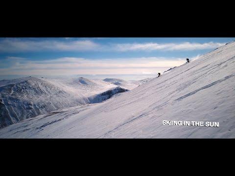 Ski Mountaineering on Cairngorm