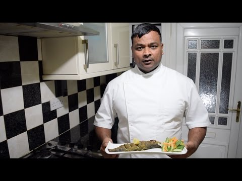 How to make Grilled Fish in Hindi | By Chef Irfan Khan