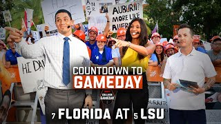 Countdown to GameDay: Week 7, Florida at LSU | ESPN College Football