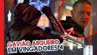 GAVIÃO ARQUEIRO É RONIN EM VINGADORES 4!