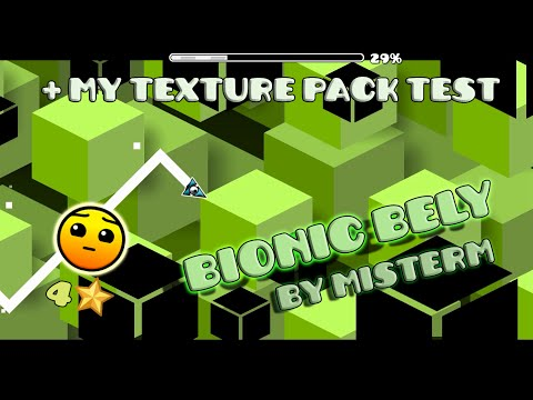 LOOL | Bionic Belly by MisterM | Geometry Dash [2.0.1] (Online Levels)