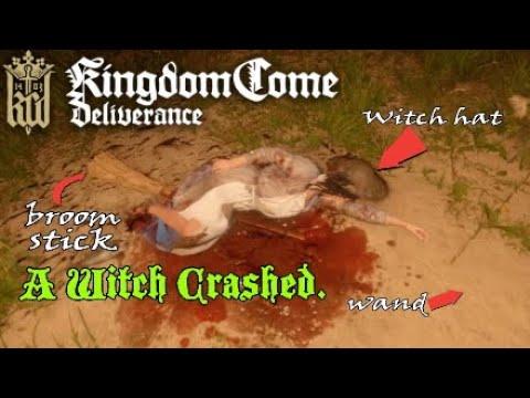 Kingdom Come Deliverance A Secret Witch's Crash Site (PS4)