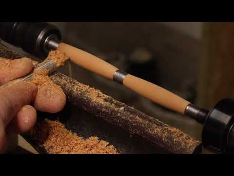 How to Turn Pen & Pencil on a Lathe & Complete Tool List