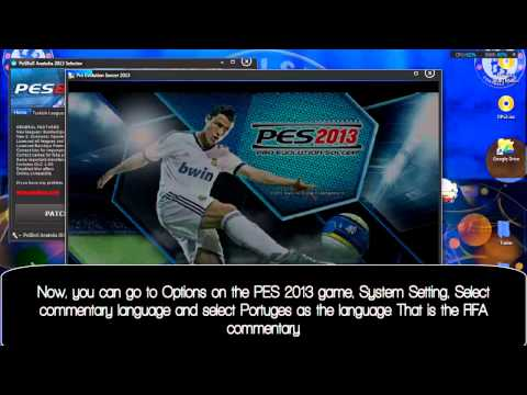 [PC][Tutorial] How To Change PES 2013 Commentary To FIFA Commentary