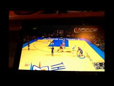 NBA 2k14 mycareer- TURNOVERS