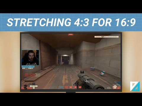 FAQ: How to Play Stretched 4:3 on a 16:9 Monitor