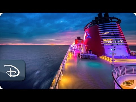 Disney Cruise Line Hyperlapse   Disney Parks