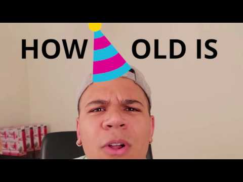 How old is WolfieRaps (King Wolfie)? 🍰🎈