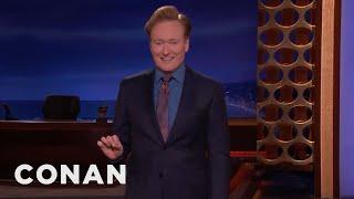 Conan On Trump's Low Ratings  - CONAN on TBS