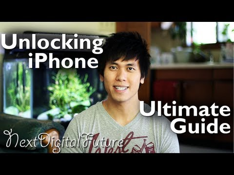 ✔How to Unlock iPhone 5S and Others: A Complete Unlocking Guide as of 9/23/13