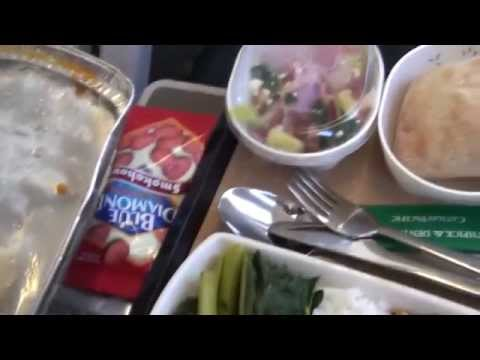 Cathay Pacific Premium Economy A330 MEL-HKG CX104