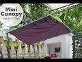 PVC PIPE USAGE | DIY MINI CANOPY