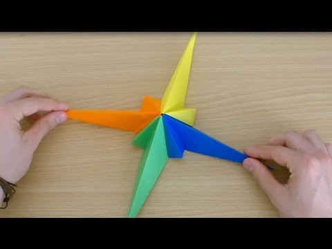 How To Make An Awesome Paper Star