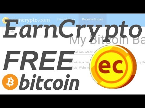 Easy Way to Get Free Bitcoin/Ethereum/Ripple - EarnCrypto!