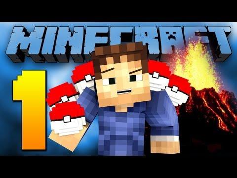 WELCOME TO POKÉ-ISLAND! (Minecraft Pixelmon: PIXELMON ISLAND ADVENTURE!) #1