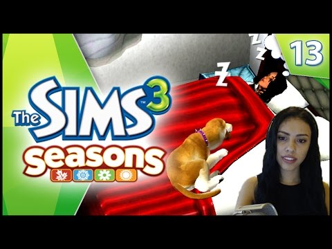 THE SIMS 3 -  A NEW PET! - EP 13 (FACECAM)