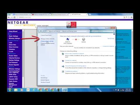 How To Change Wifi Password In Netgear Smart Wizard?