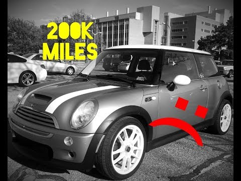 Saying Goodbye to the MINI...*HEAR ME OUT*