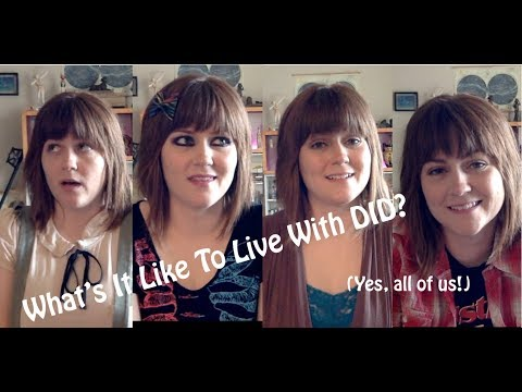 Living Life With Dissociative Identity Disorder