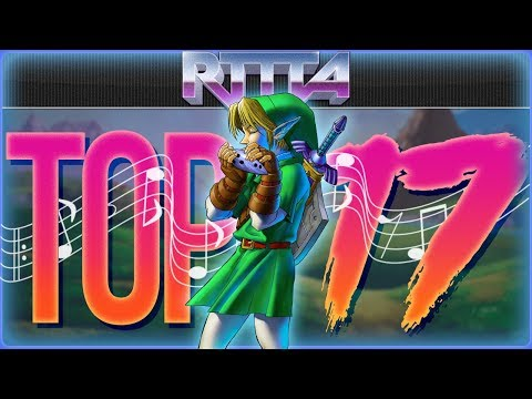 The Top 17 Greatest Video Game Songs Ever! - RTTTA