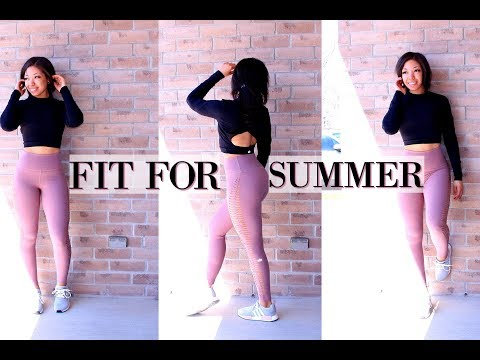 HOW TO LOSE WEIGHT FAST + GET FIT FOR SUMMER 2018