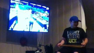 Crazy Kid Reacts To Jinder Mahal Winning The WWE Championship At WWE BACKLASH 2017