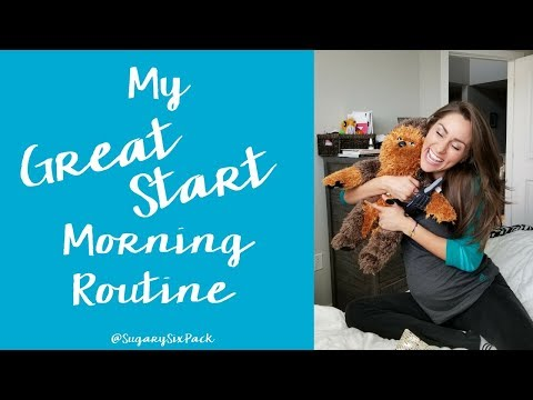 My Morning Routine to Wake Up Positive | Productive Daily Motivation