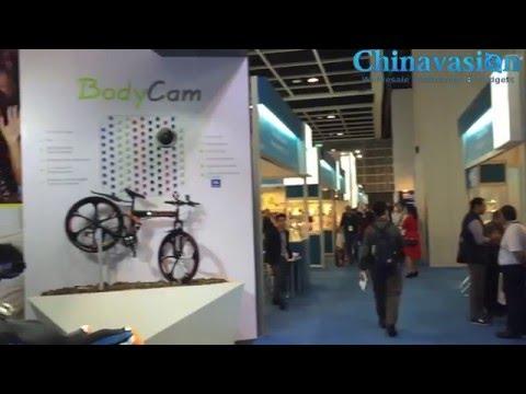 HongKong Electronic Fair 2016 (Spring) - Chinavasion
