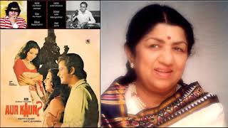 Aur kaun aayega - Aur Kaun - Bappi Lahiri - Amit Khanna - Lata Mangeshkar - 1979