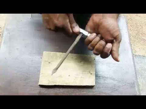 How To Make a Tools / homemade tools