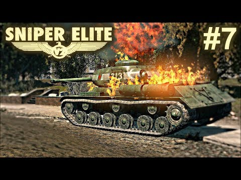 Sniper Elite v2 (co-op campaign) - Karlshorst Command Post