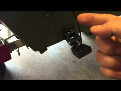 How to mount a transducer on a john boat