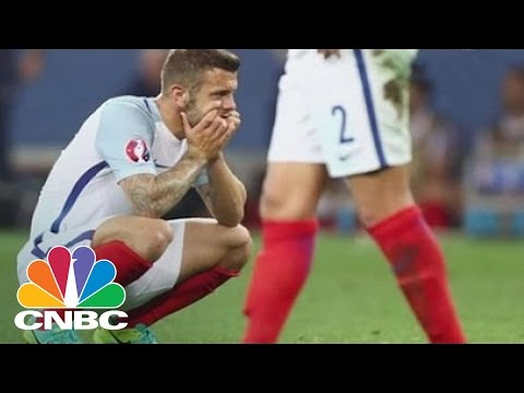 England Knocked Out Of Euro 2016 By Iceland: Bottom Line   CNBC