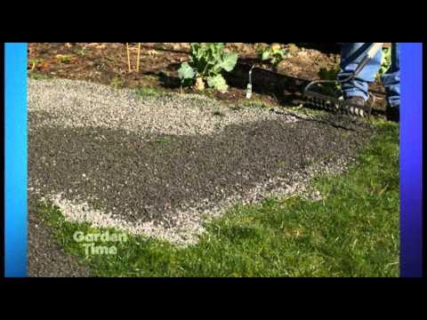 Lawn Gravel