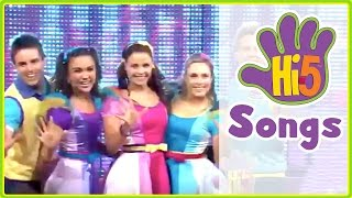 Hi-5 Songs   Turn The Music Up & More Kids Songs   Hi5 Songs Season 12