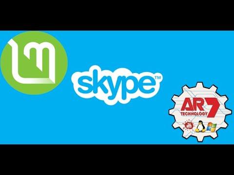Instalação do Novo Skype no Linux Mint (Ubuntu e Derivados)