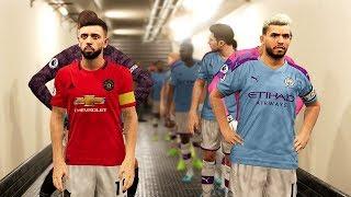 Manchester United vs Manchester City ft Bruno Fernandes , Ighalo