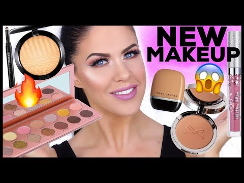 FULL FACE OF FIRST IMPRESSIONS!! | MAC, BENEFIT, ESSENCE, MAYBELLINE & MORE!!!