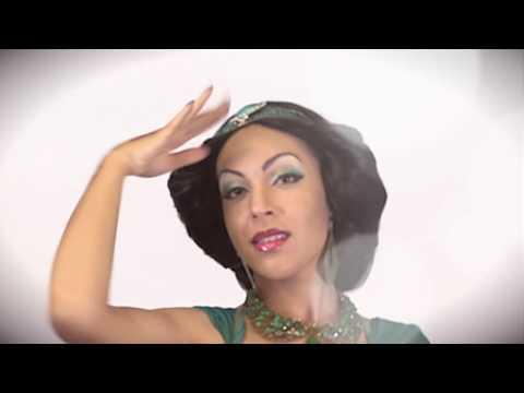 Princess Jasmine Belly Dance