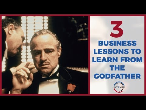 3 Business Lessons to Learn from The Godfather