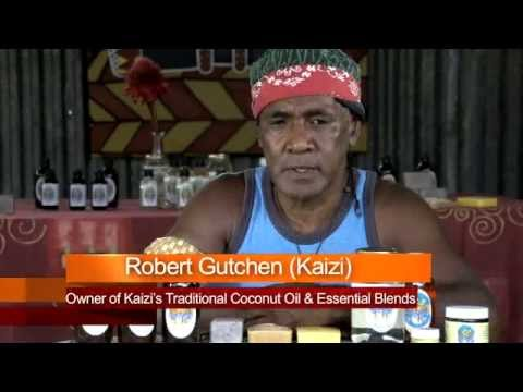 Kaizi's Traditional Coconut Oil