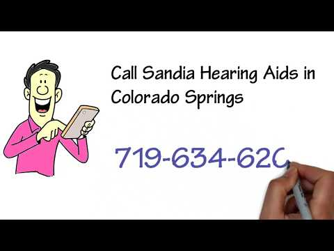 When do you need a hearing aid? | Sandia Hearing Aid Center in Colorado Springs