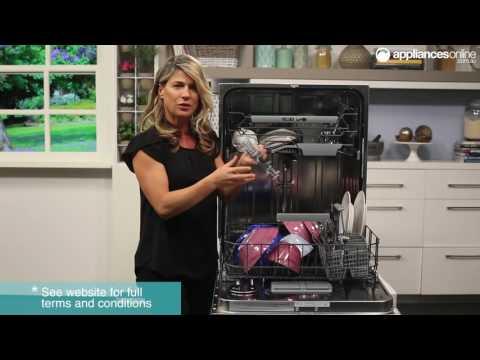 Asko D5436SSXXL Under Bench Dishwasher Overview - Appliances Online
