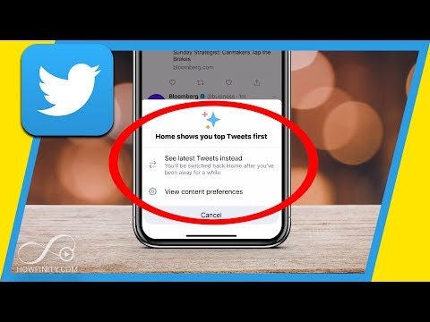 How to View Twitter Feed in Chronological Order