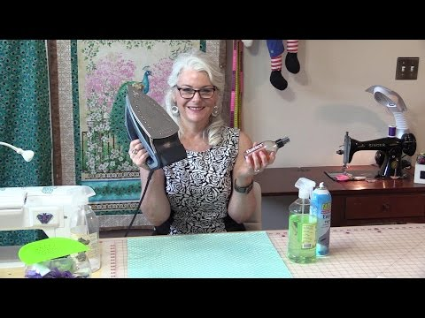 How to Iron Out Nasty Wrinkles in Your Fabric
