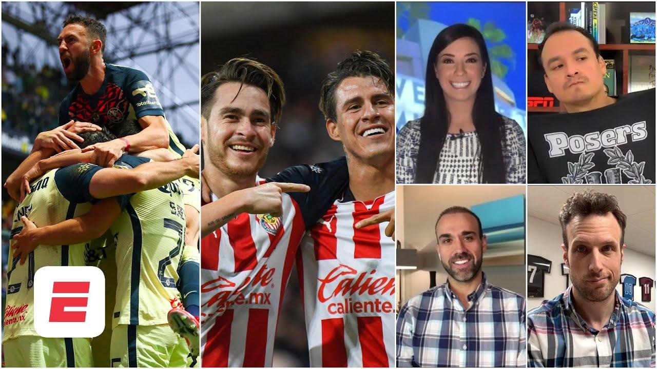 América TROPEZÓ. Chivas ganó y DESPIDIÓ a Vucetich. ¡En la semana del clásico nacional!   Exclusivos