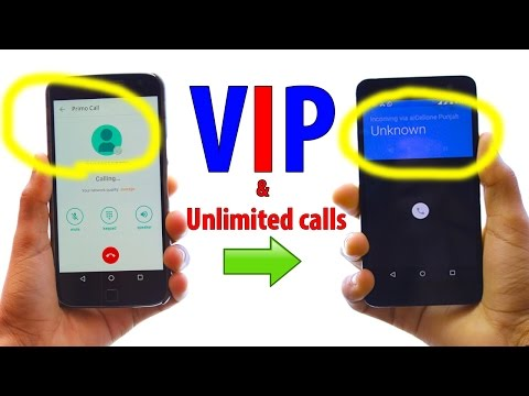 [Hindi - हिन्दी] How to Get a FREE VIP Mobile no ||  Make Free Unlimited Calls in all over world !!