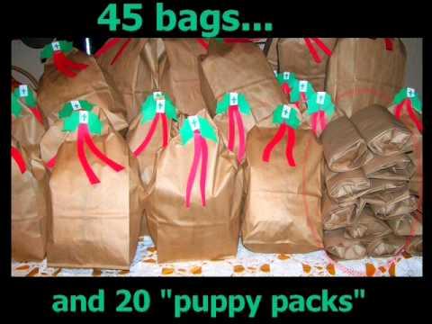 Brown Bag Christmas 2010