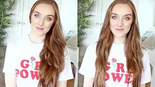 Headkandy hair extensions videodownload milk and blush hair extensions review and unboxing pmusecretfo Gallery